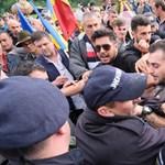 Marosvásárhely tragédiája kísért az úzvölgyi temetőben