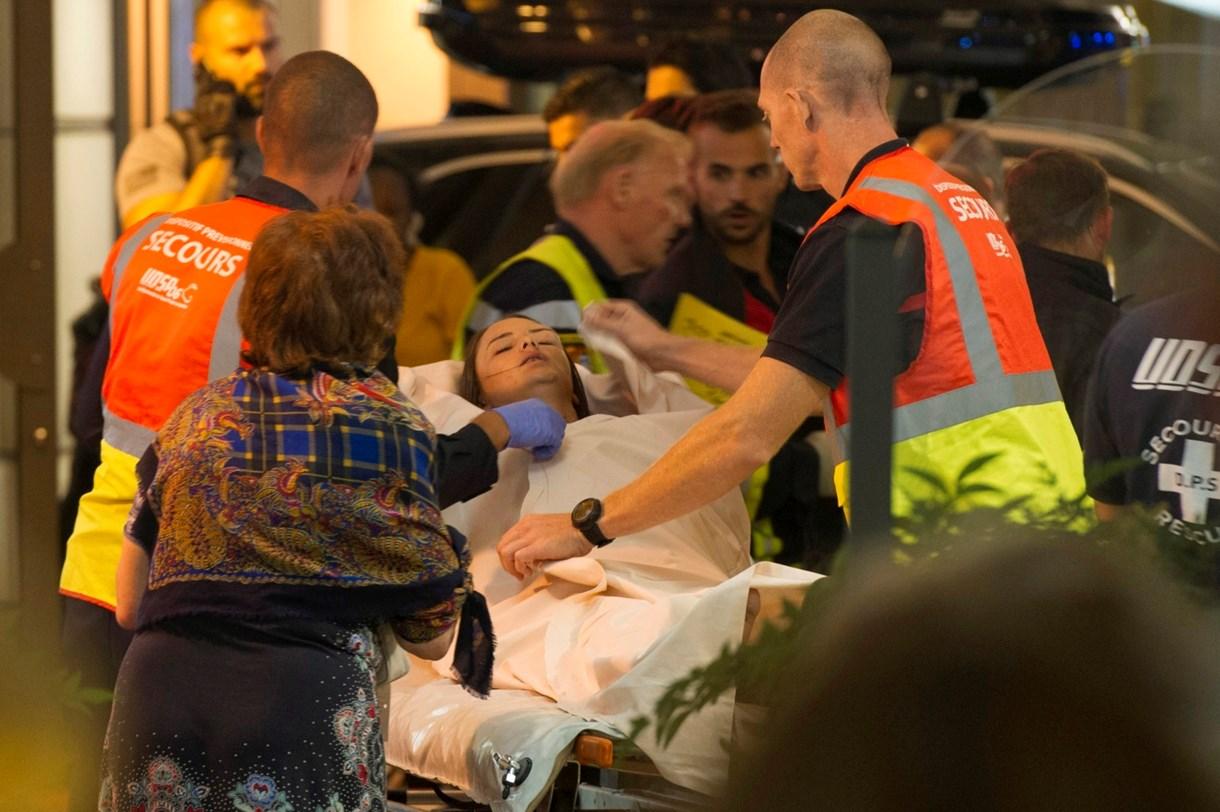 """""""A testek úgy repültek, mint a tekebábuk"""" – Franciaország újra sokkban"""