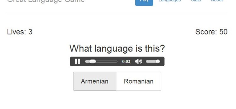Zseniális, kétperces játék: hány idegen nyelvet ismersz fel?