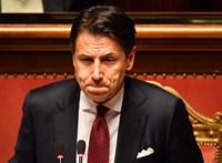 Lemondott az olasz miniszterelnök