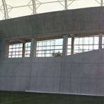 Érzéki csalódást okoztak az új MTK-stadion gyűlölt betonfalai