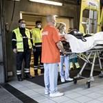 Belgiumban is gyorsan romlik a koronavírus-helyzet