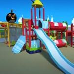 Angry Birds: a kalandparkokba is befészkelik magukat