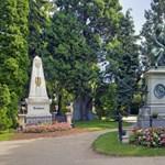 Okostelefonnal fedezhetjük fel a központi temetőt Bécsben