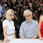 Woody Allen új filmje máris nagy sikert aratott Cannes-ban