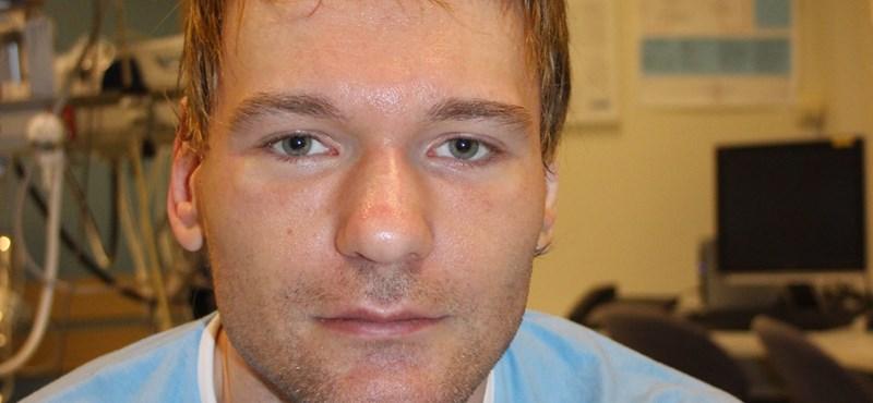 Fotó: rejtélyes amnéziás férfit próbálnak azonosítani Norvégiában