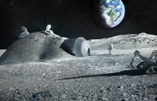 Az űrhajósok vizelete nagyon jól jöhet a holdbázis felépítéséhez