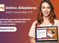 Jön az év első magyar online állásbörzéje