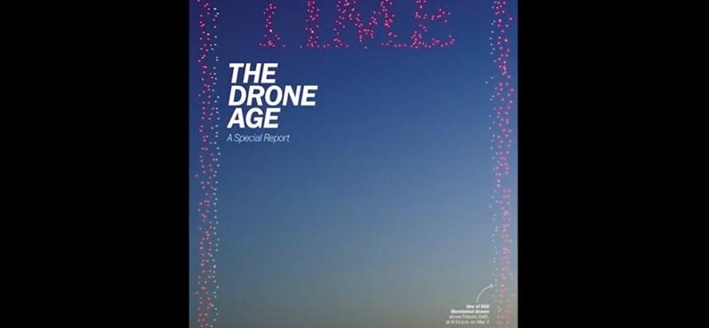 A National Geographic zseniális címlapja után most a Time magazin rukkolt ki egy remek címlappal