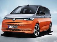 Itt a teljesen új, hibridként is támadó VW Multivan T7