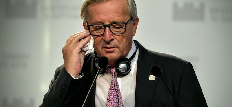 Jean-Claude Juncker és Tarlós István is üzent a gyászolóknak