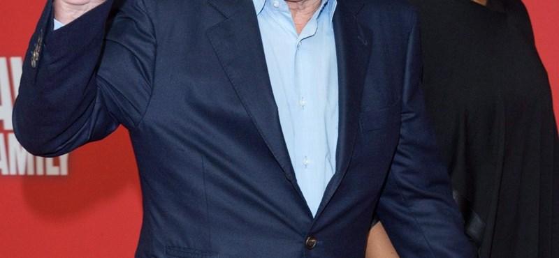 Fotók: Meglepő, hogy néz ki De Niro 70 felett
