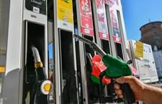 Olcsóbb lesz a gázolaj péntektől