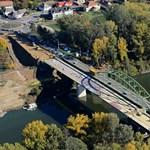 Új Tisza-hidat adtak át