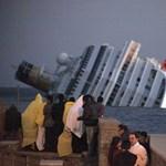 A nap képe: Olaszország partjainál zátonyra futott egy luxushajó