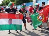 Orbán és Karácsony is megérkezett a Puskásba – percről percre a kontinenstorna ötödik játéknapjáról