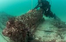 Látványos felvételeken a Portugáliánál 400 éve elsüllyedt kereskedőhajó roncsai