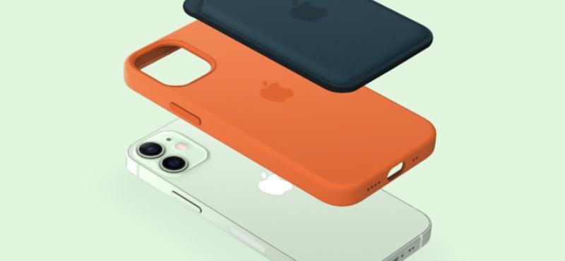 Az Apple mobilos oldalán kipróbálhatja, hogyan mutatnak a MagSafe tartozékok