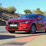 Keresd a különbséget! – vezettük a megújult Mazda3-at