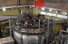 Kína bekapcsolta a mesterséges Napját, 150 millió Celsius-fokot termel