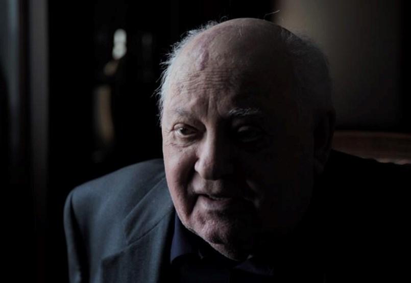 Mihail Gorbacsov már nem magyarázkodik, csak mesél, amiről épp akar