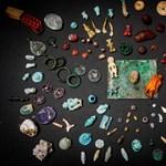 Ókori varázsló kincsestárára bukkantak Pompejiben