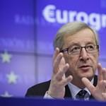 Juncker mégis lemondott