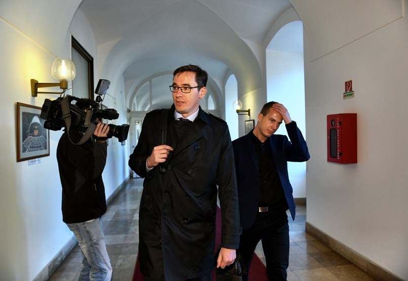 Karácsony átvette hivatalát és rögtön díszpolgárnak javasolja Demszkyt és Tarlóst
