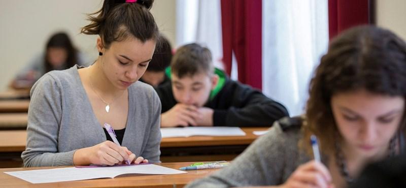 Ilyen lesz a középiskolai írásbeli felvételi: öt kérdés és öt válasz