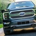 Hibrid lett Amerika kedvence, itt a gigantikus új Ford F-150