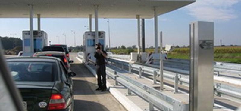 Nem javasolják a horvát autópályákat