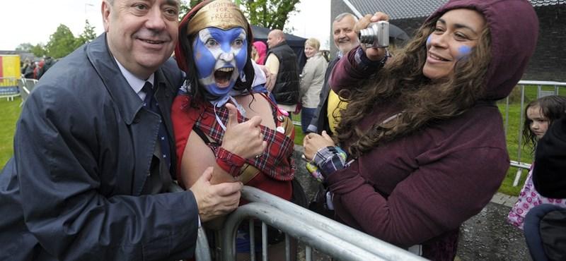 """""""Egyszer még megbánják, hogy Skócián viccelődtek"""""""