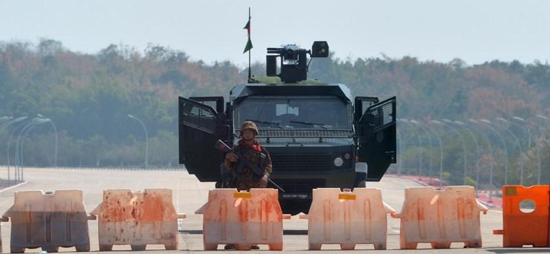 Átvette az irányítást a hadsereg Mianmarban, őrizetbe vették a kormányfőt és az államelnököt is