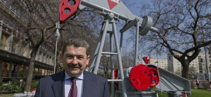 Mosonyi György lett a Mol fb-elnöke