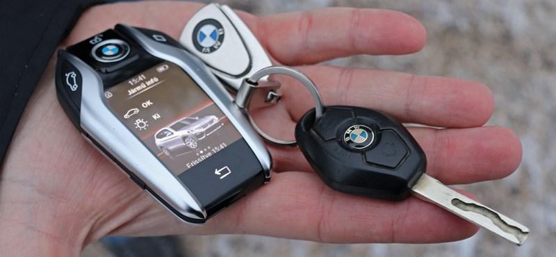 Szinte bármilyen kulcs nélküli autót egyszerűen el lehet lopni, itt a teljes lista