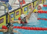 Pazar időt úszott Hosszú, két aranyat is nyert