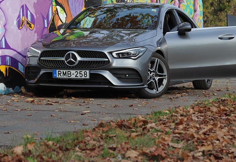 A mi autónk: teszten a kecskeméti új Mercedes CLA