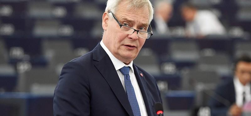 Keményen bírálta a magyar kormányt budapesti látogatása előtt a finn kormányfő