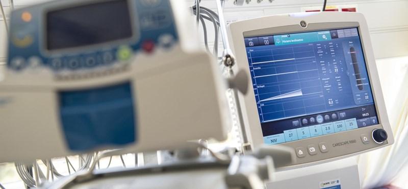 Mindegy, hány lélegeztetőgépünk van, ha nincs hozzá szakember