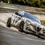 Az Alfa Romeo Stelvio az SUV-k új királya a Nürburgringen – videó
