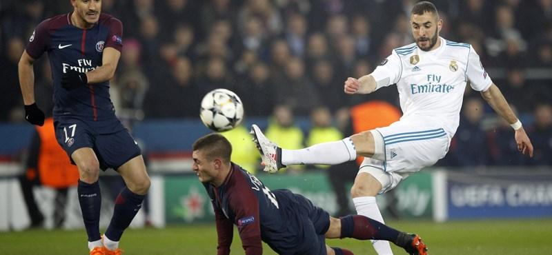 Csalódott néhány játékosában a Paris Saint-Germain tulajdonosa