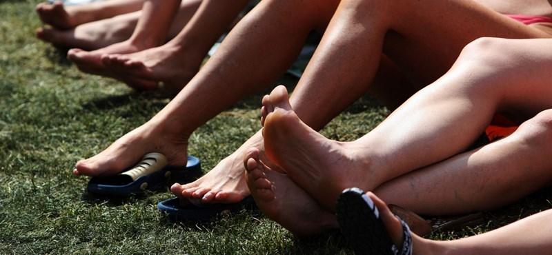 Menekülnétek a hőség elől? Három ingyenes strand Budapest környékén