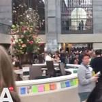 Nagy felfordulást okozott Amszterdamban egy kábel átvágása