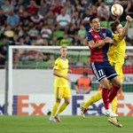 2-0-ra kikapott a Vidi az EL-csoportkör első meccsén