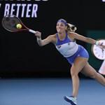 Megnyerték az Australian Opent Babos Tímeáék