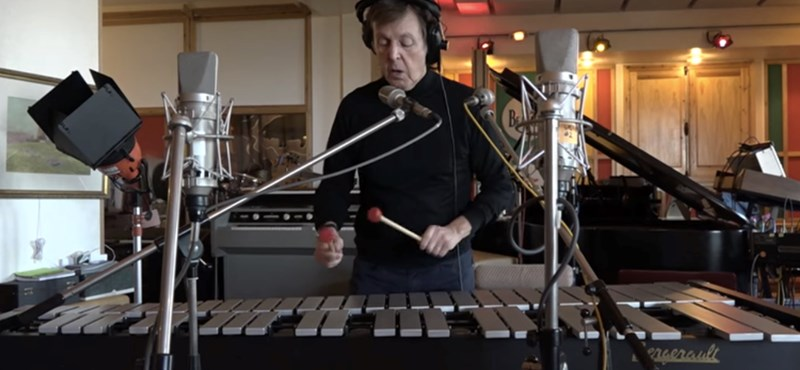 Új albuma jön Paul McCartney-nek