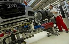 Megkezdődött a sztrájk az Audiban