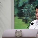 Még jobban bekeményítene a Fülöp-szigeteki elnök