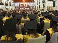 Csaknem negyedével csökkent a felsőoktatásban tanulók száma Magyarországon 9 év alatt