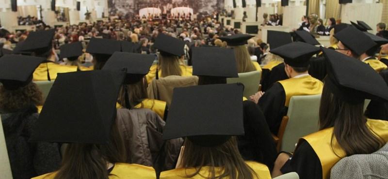 Felvételi: hány pont jár a korábban megszerzett diplomáért?